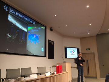 Mark Townsley explains IPv6 Centric Networking principles.