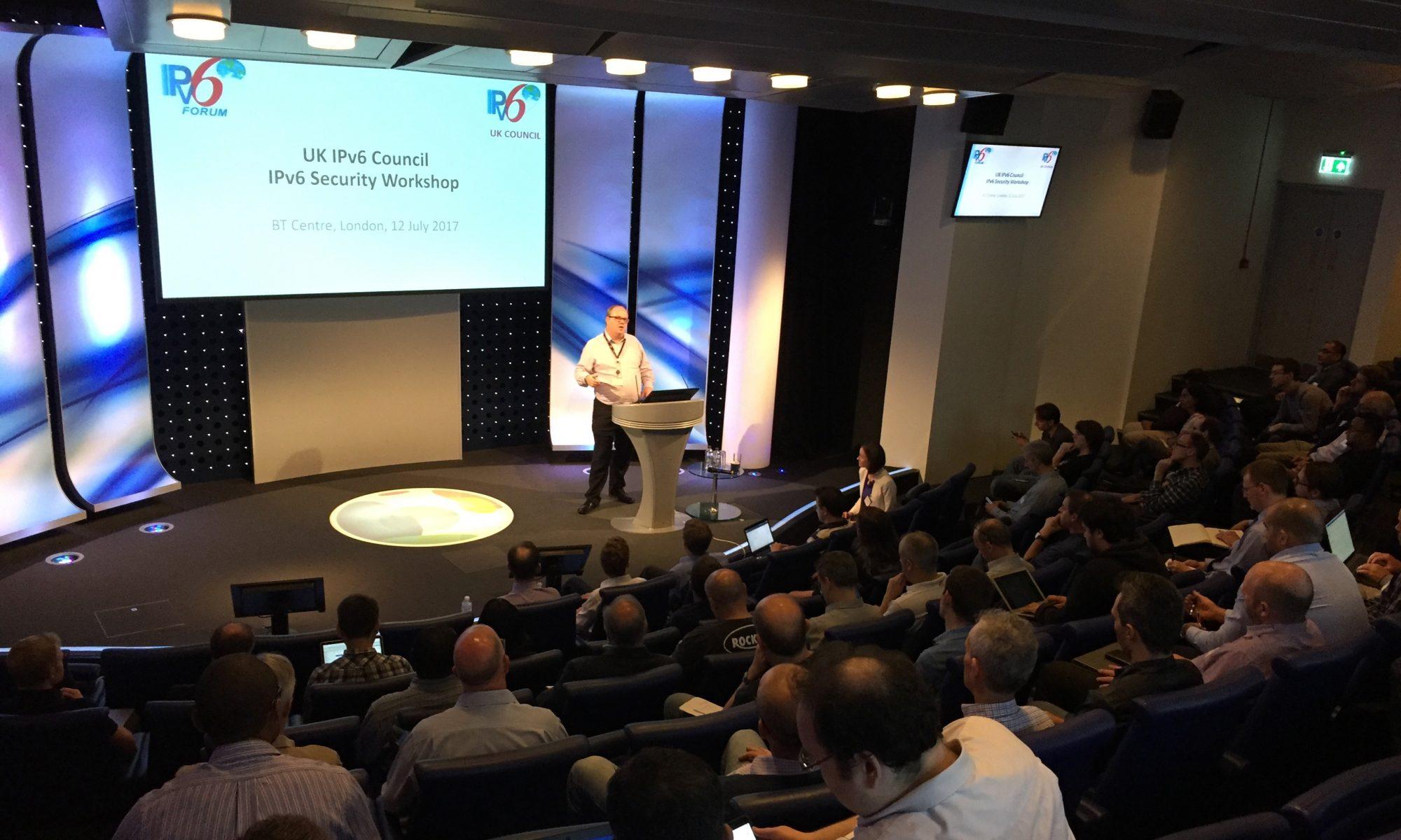 UK IPv6 Council