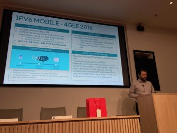 Nick Heatley explains IPv6 support on EE's mobile service.